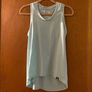 The North Face racerback tank size small